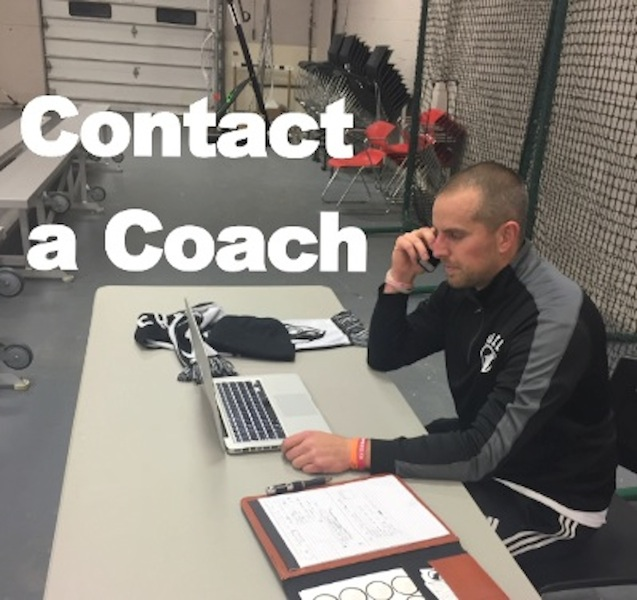 How To Contact a College Coach