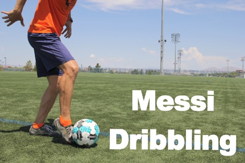 How to Dribble like Messi - using statUP