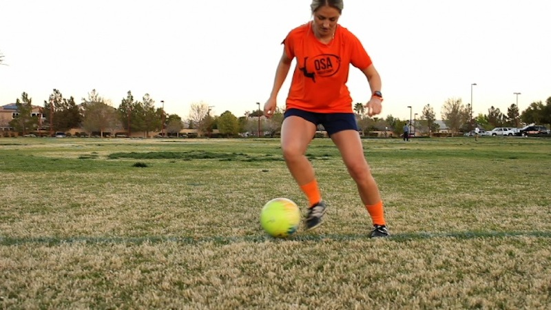 5 Perfect Technical Exercises To Do Before a Game