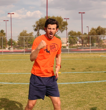 Jared Montz - Former Pro, Collegiate National Champion, Executive Director at Vegas United, OSA Coach and Founder