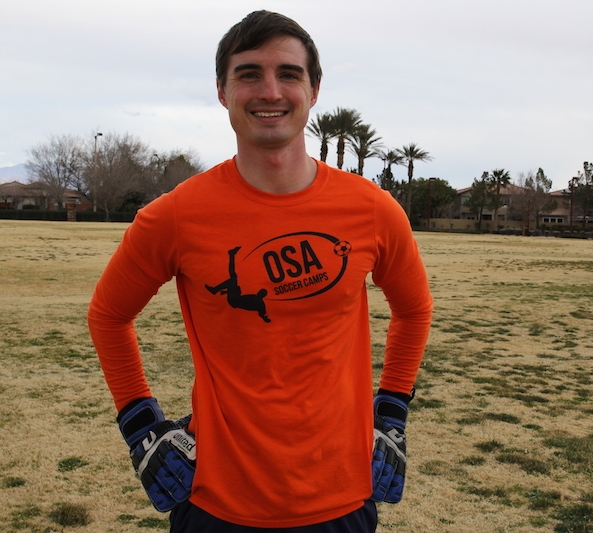 PJ Steiner  - Former college goalie, youth coach and OSA CoachView PJ's profile for his Story + Videos