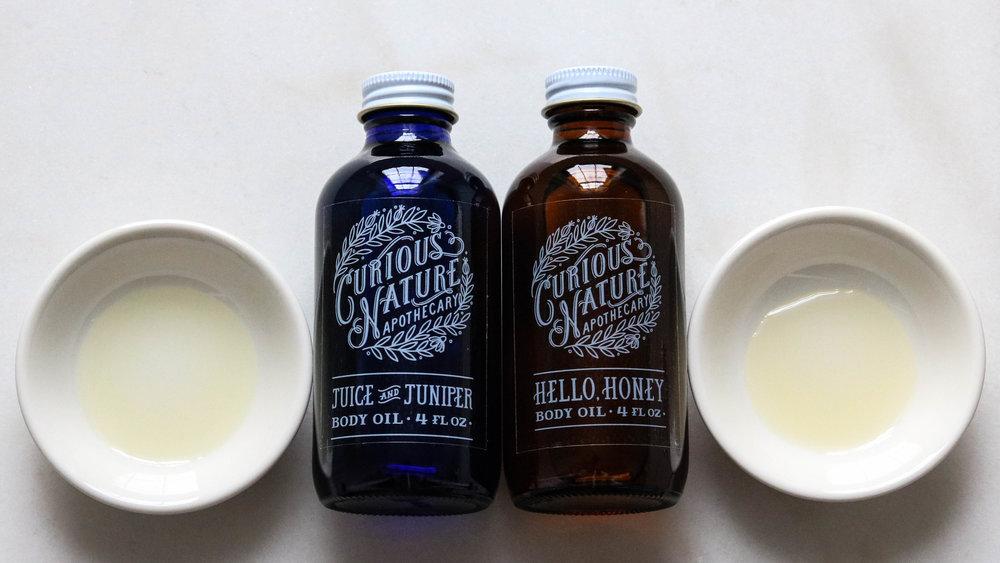 Body Oils -