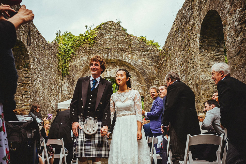 loughcrew house wedding
