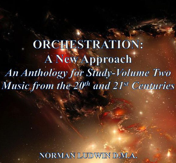 Hollywood Film Orchestration: A New Approach by Norman Ludwin, presented by the Seattle Composer's Alliance (SCA)