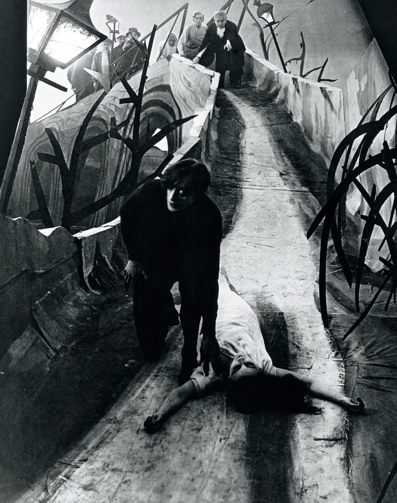 Cabinet of Dr. Caligari by Robert Wiene