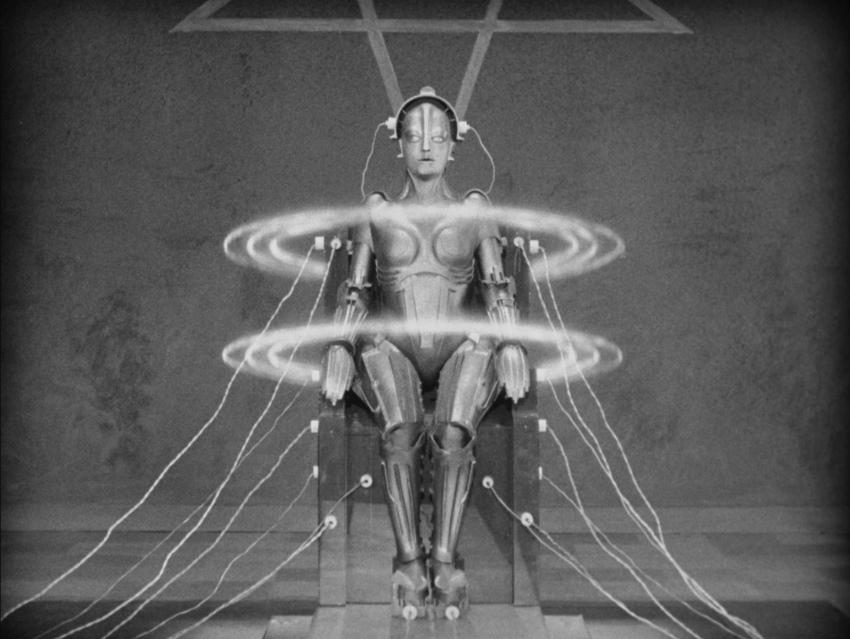 Metropolis by Fritz Lang