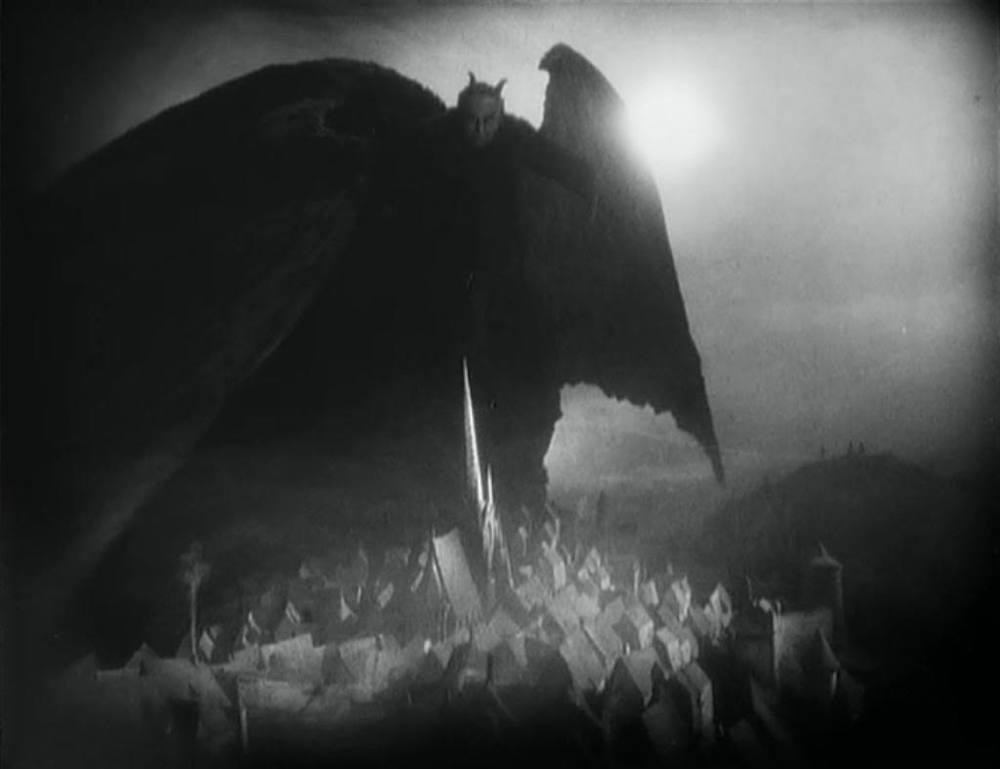 Faust by F.W. Murnau