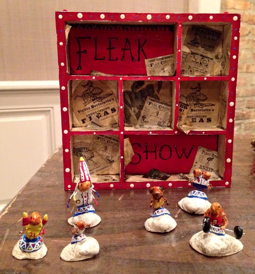 Flea-K Show by Joanne Wotypka
