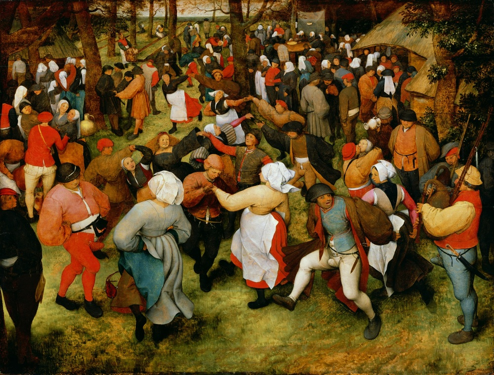 Art by Pieter Bruegel