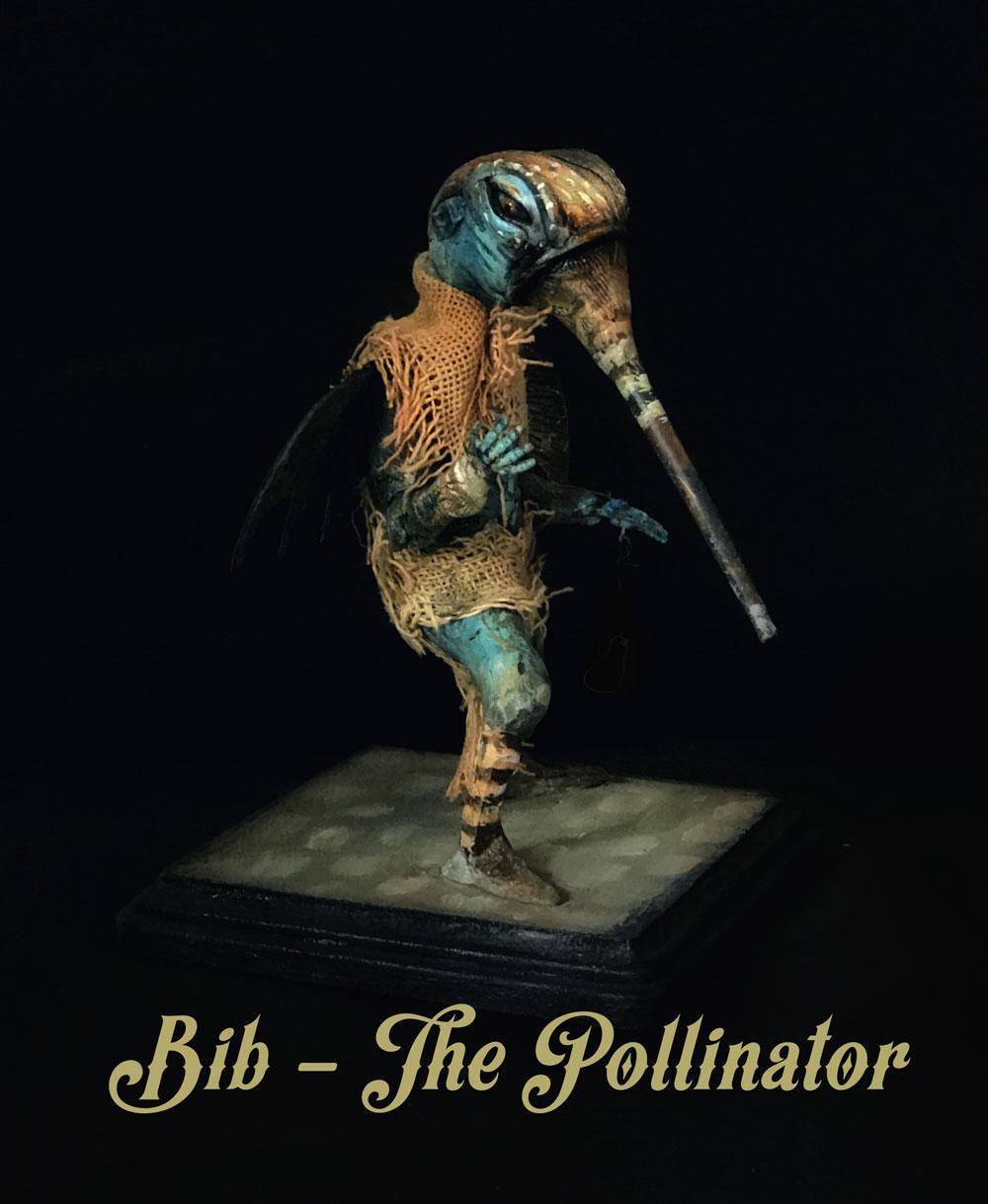 Bib - The Polllenator