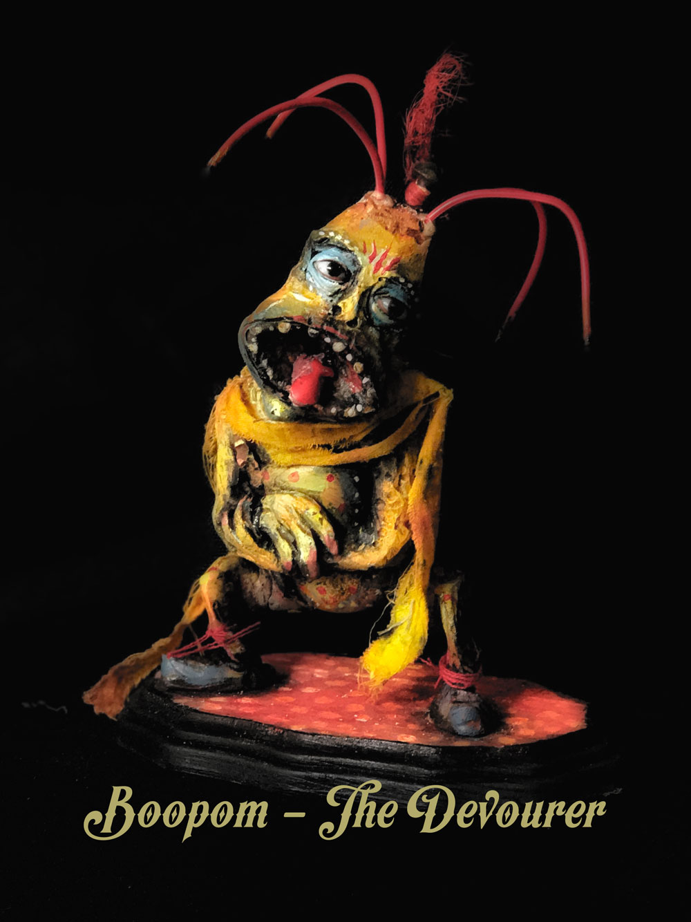 Boopom - the Devourer