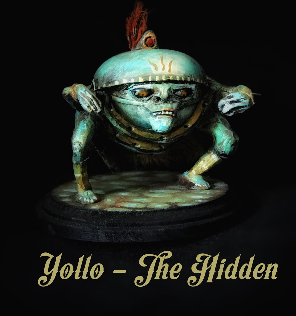 Yollo -  the Hidden