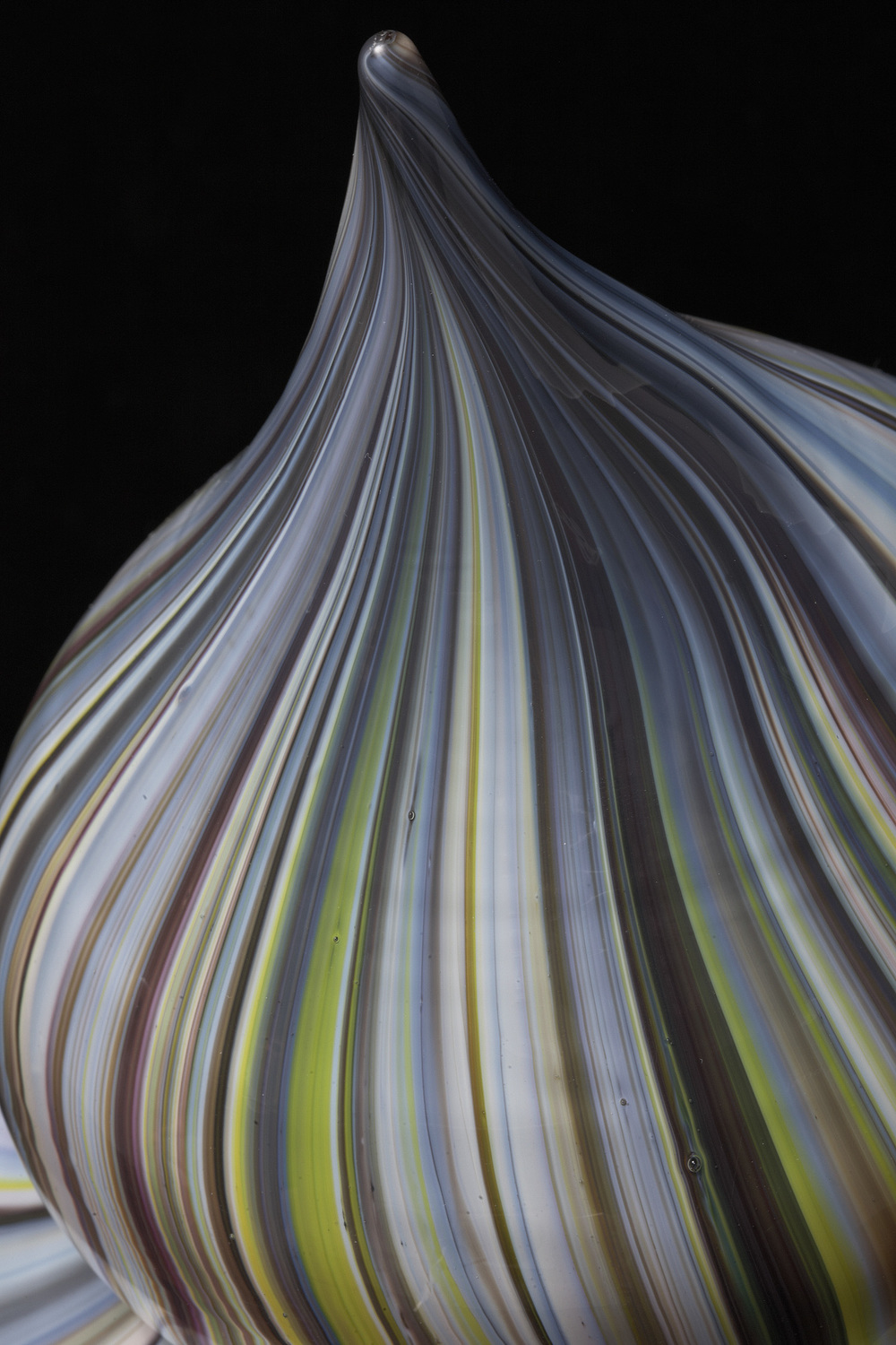 The Seed I (Murano Series), 2009, detail