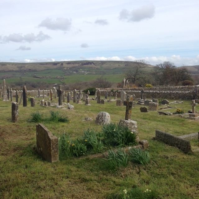 Langton Matravers cemetery