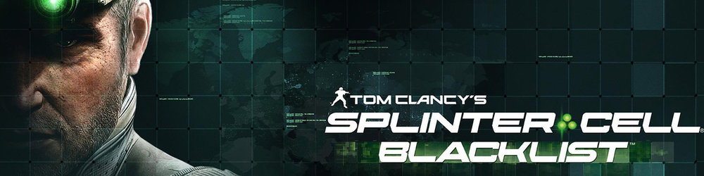 MODELLER / LEVEL ARTIST | Splinter Cell: Blacklist