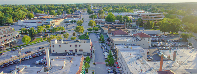 Visit Downtown River for unique shopping, dining and entertainment →