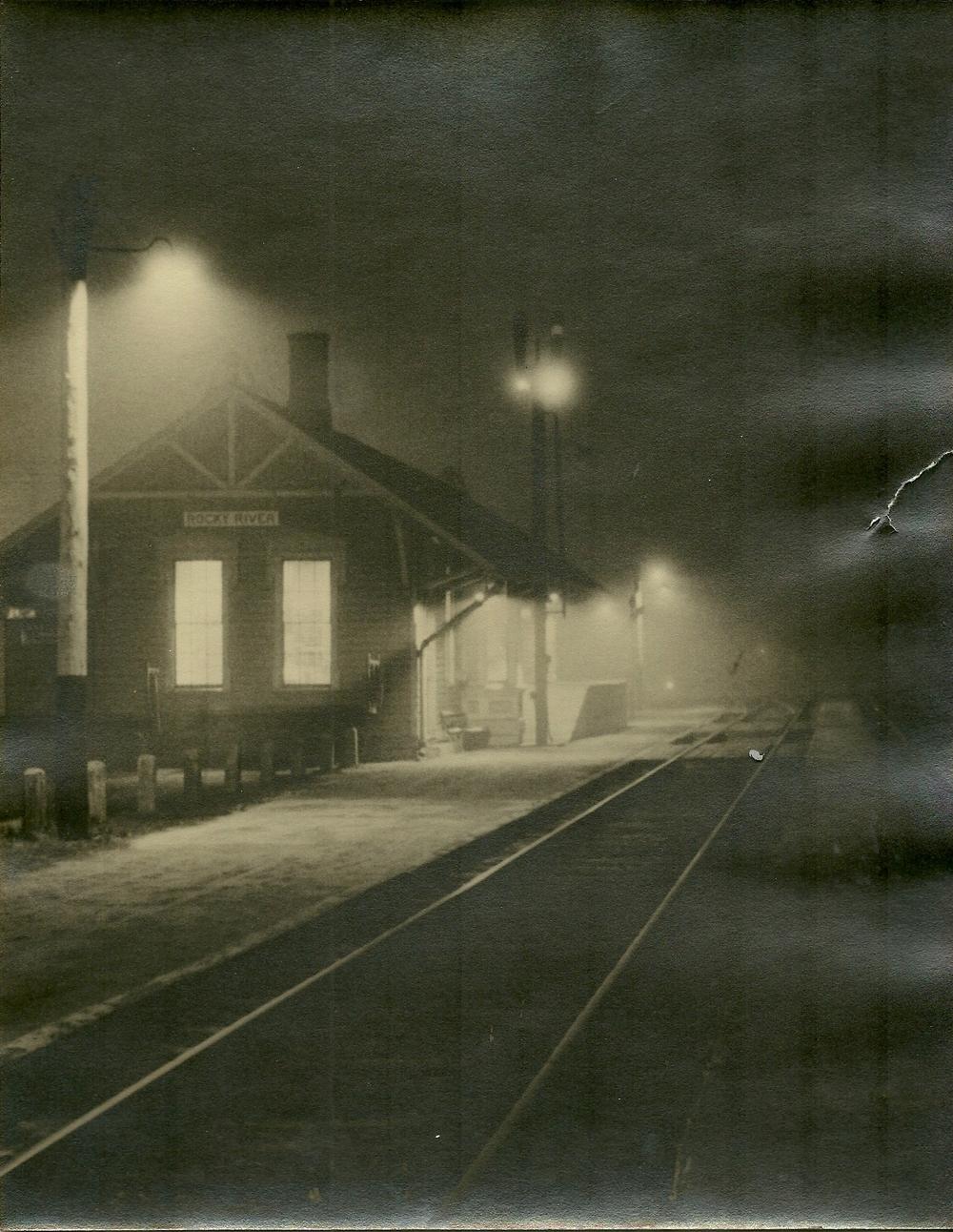 Rocky River Depot