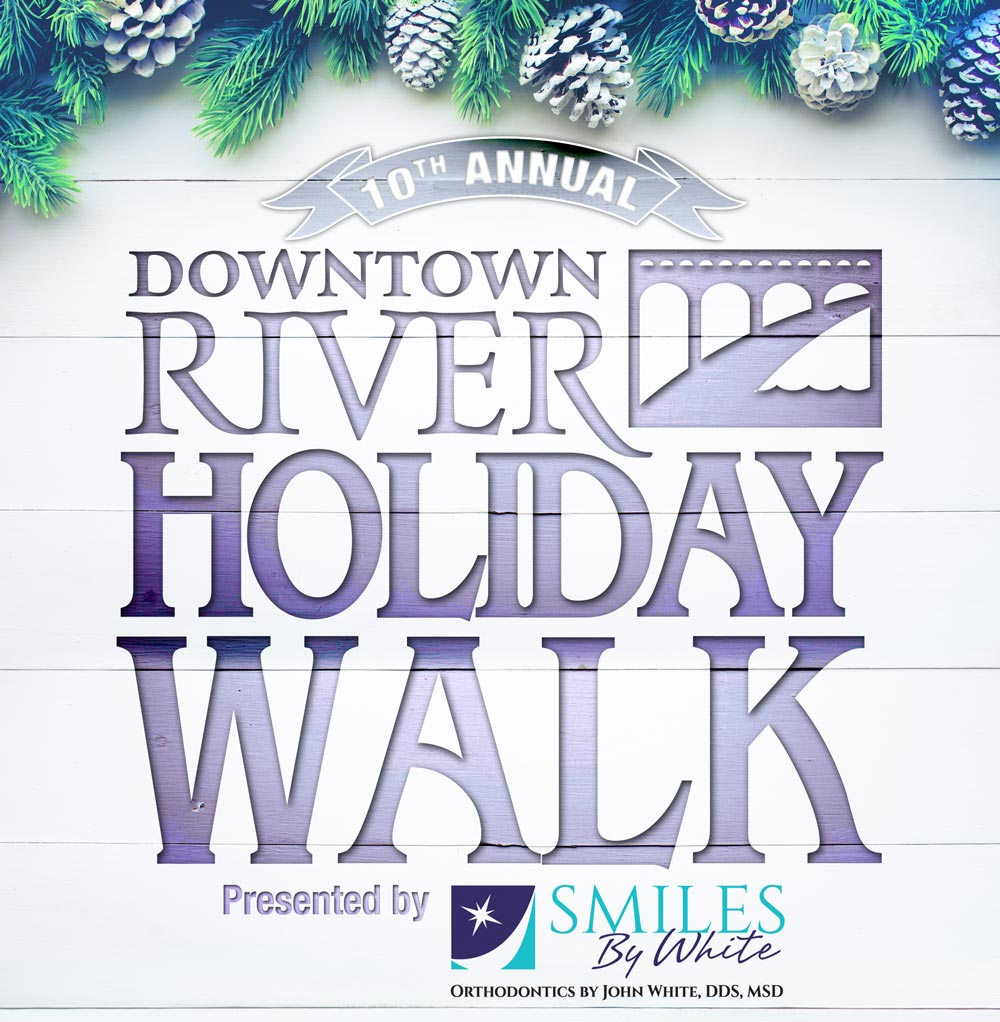 2018 Downtown River Holiday Walk — Downtown River