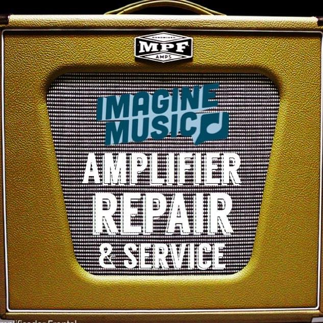 Imagine Music is Utah's Premire Amplifier Repair Facility with Expert Repairs, Service and Restoration.    Offering 35 years of experience provides our shop with the Master's Touch.    Registered Fender Amplification Service Dept.     Available to fix   PA Systems, Keyboards, Speakers and More!     Fair price, friendly service and fast turnaround!     Call today and dial in your tone!     801-644-7027