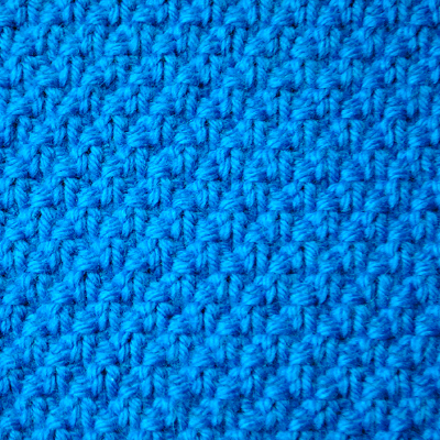 Knitting Stitches Double Moss : Double Moss Stitch   The Knitty Gritty NYC