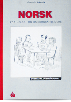 Norsk for helse og omsorgsarbeidere - grammatikk