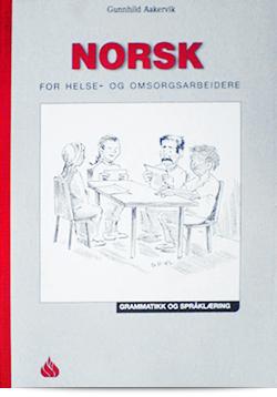 Norsk for helse- og omsorgsarbeidere – Grammatikk og språklæring