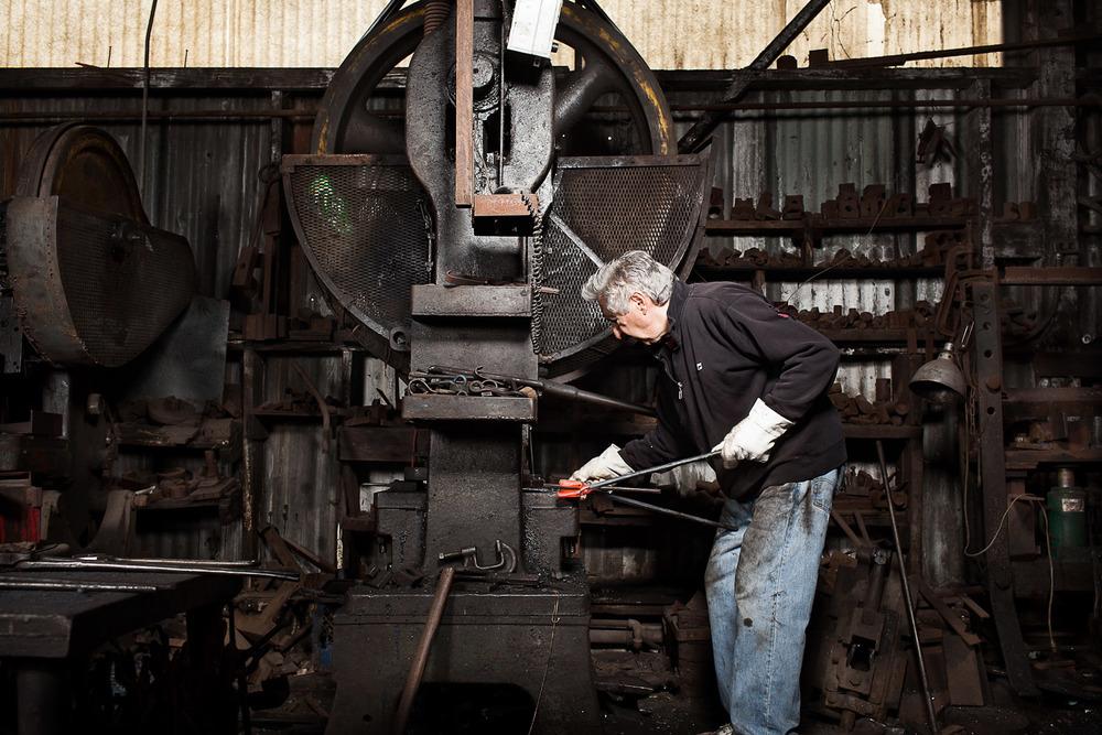 Klockars Blacksmithing