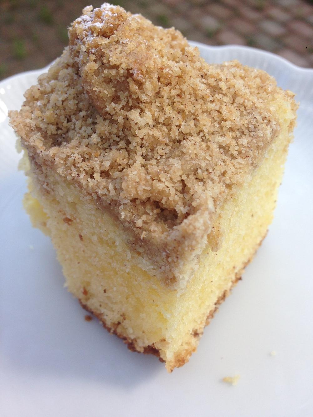 Cake made by Tonya