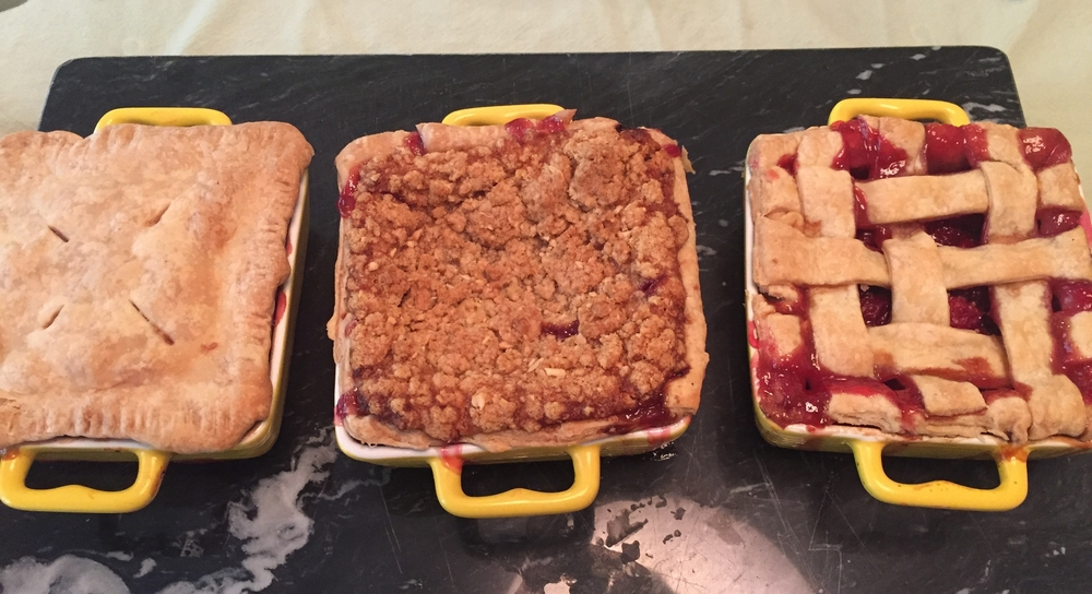 Cherry PIe Trio