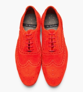 Canfor Red Shoes