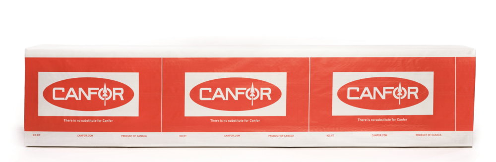 Canfor Red Lumber Wrap