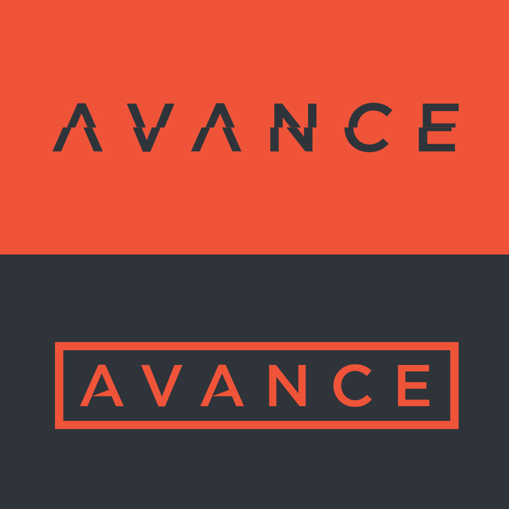 Avance • Forward thinking brand with a focus on advancing the industry.