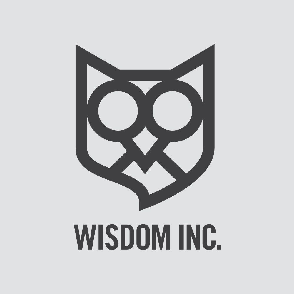 Wisdom Inc.• A company focusing on high quality research driven information combined with simple search functions.