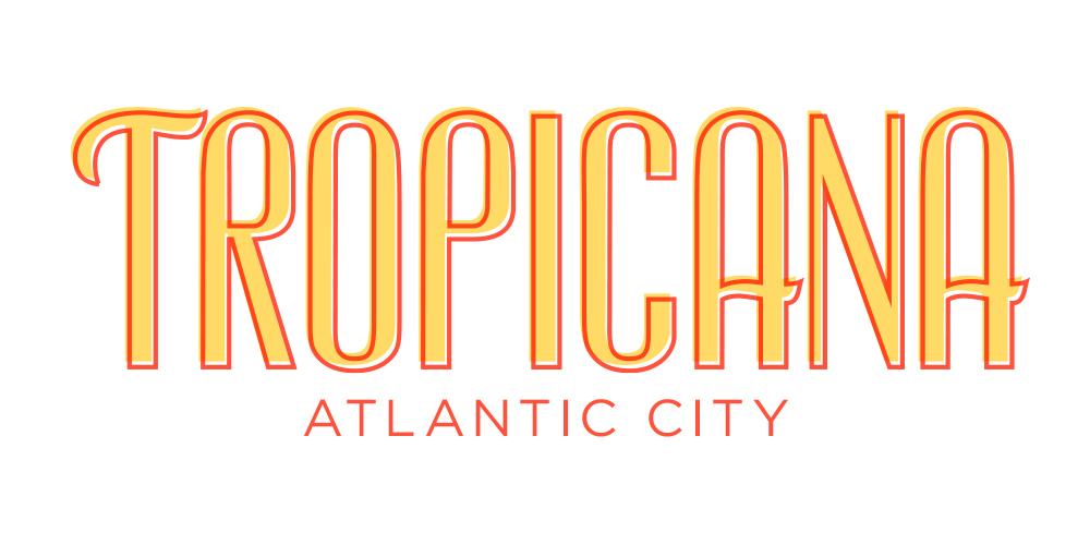 Tropicana Atlantic City• Logo re-design for the Atlantic City casino.
