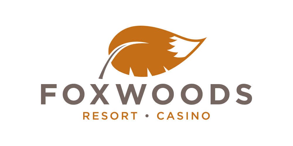 Foxwoods • Logo design for Foxwoods Resort and Casino.