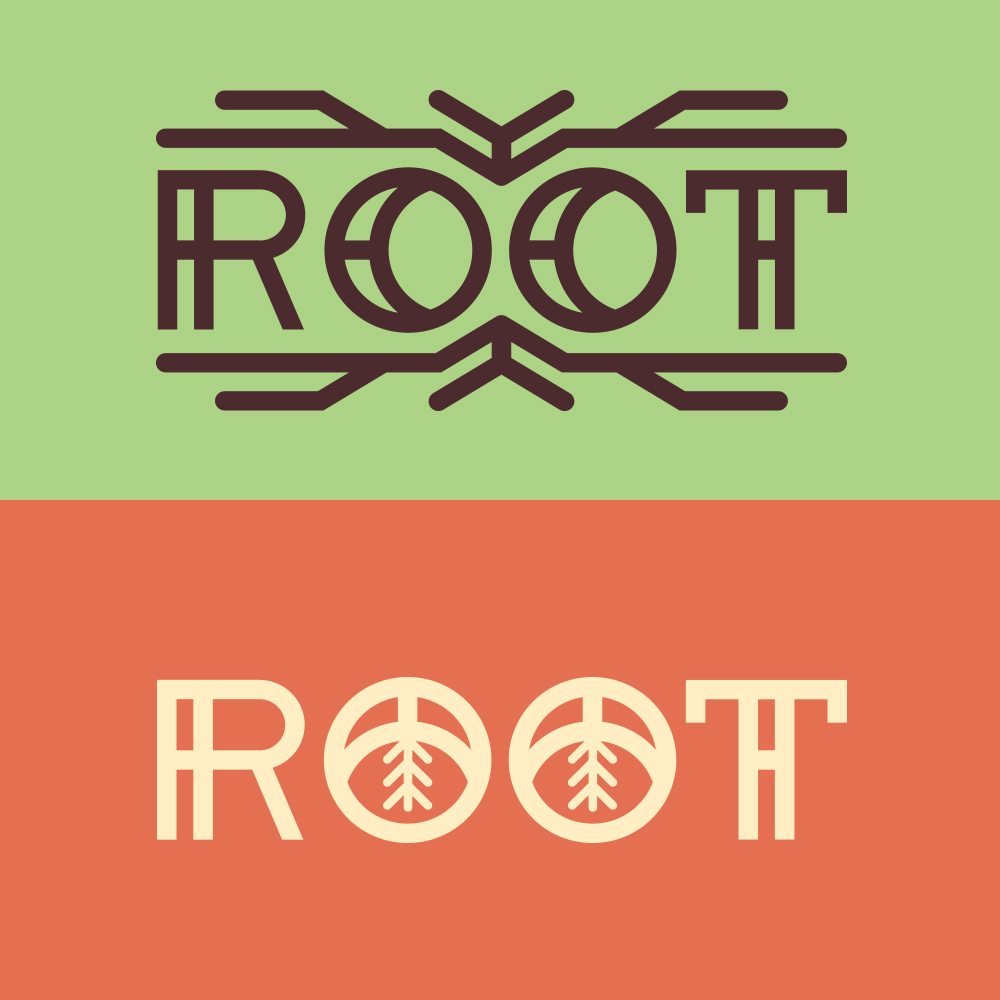 Root• A contemporary restaurant focusing on fresh salads with modern twists.