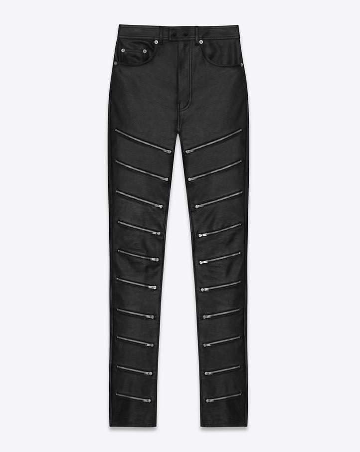 Saint Laurent Leather Pants.jpg