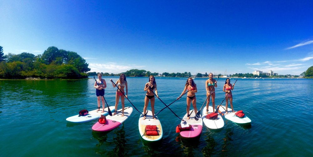 Portsmouth Paddleboards NH Tours