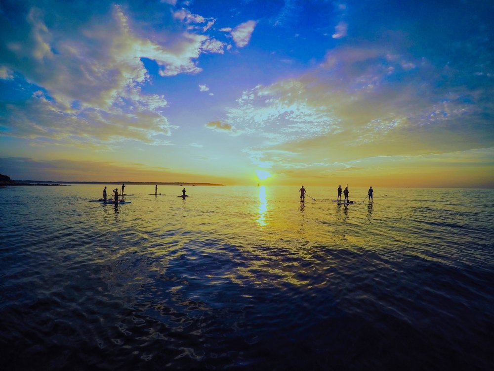 Portsmouth Paddle Co Sunrise Paddle Board Tour