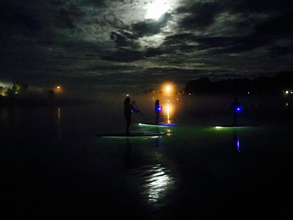 Moon Light Tours, Portsmouth Paddle Board Company, Portsmouth NH