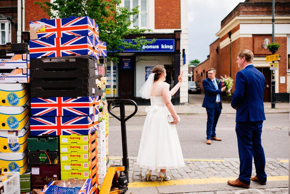 134 Emily + Daniel | Berkhamsted Towhall Wedding London Wedding Photographer Bride Groom Watford.jpg
