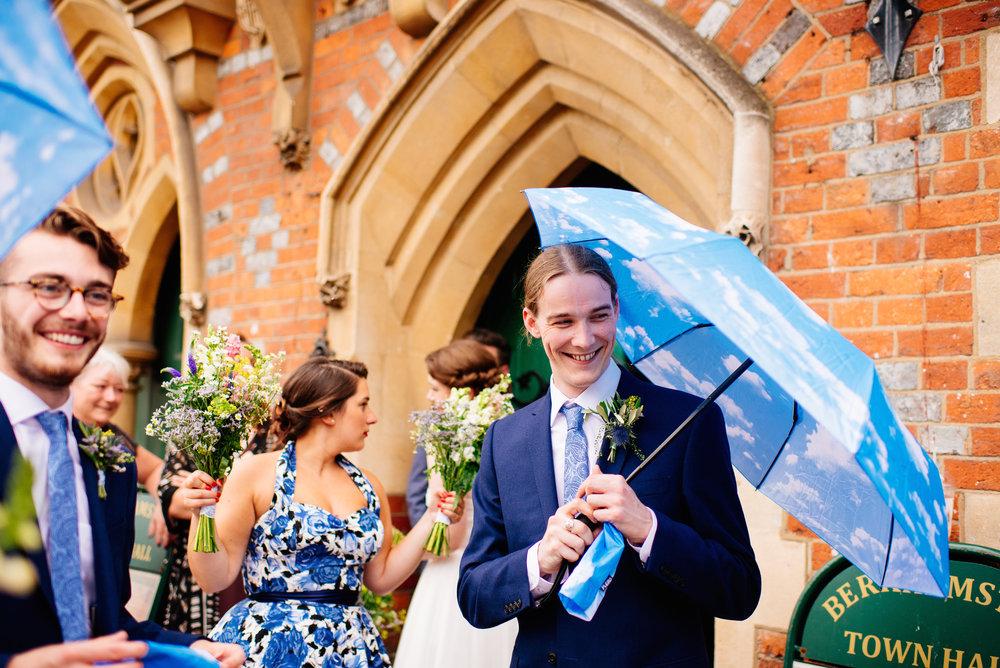 150 Emily + Daniel | Berkhamsted Towhall Wedding London Wedding Photographer Bride Groom Watford.jpg