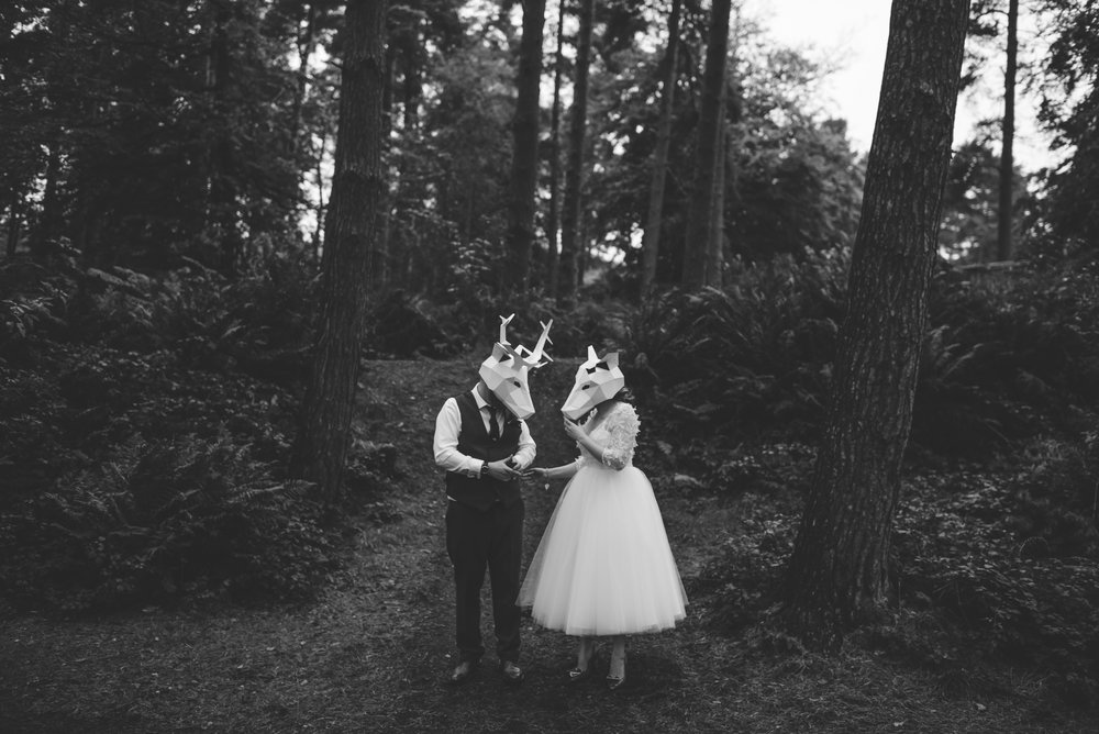 10 Bride Groom Lichfield Wedding Photography Boho Forest Wedding.jpg