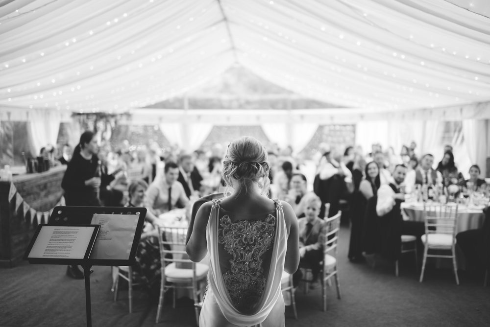 15_Rushall_manor_wiltshire_wedding_photography_bride_speech.jpg