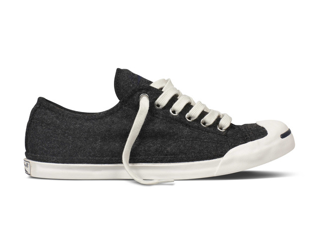 Jack Purcell Wool (Suggested Retail Price: $75)