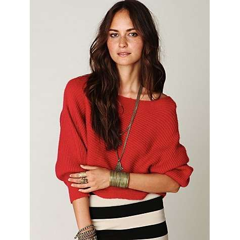 Free People Easy Days Sweater