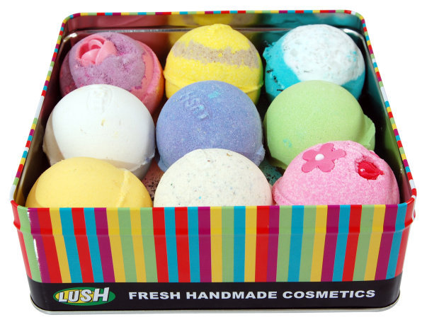 Lush Spa Bath Bombs