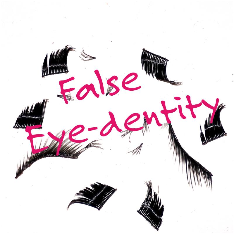 False Eyelashes How-to