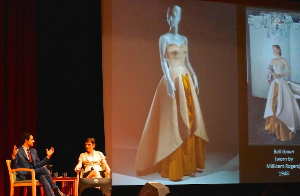 Big City Little Dress Zac Posen talks Charles James Sunday at the Met