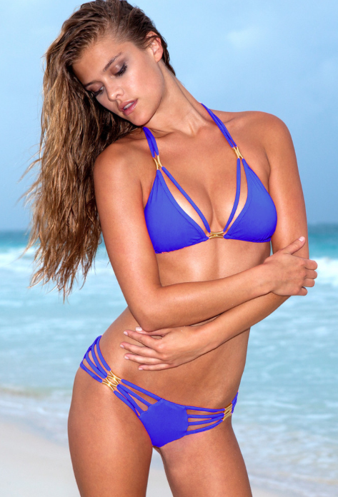 The Diva Bikini by Sauvage ($220.00, multiple colors available)